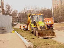 Асфальтирование дорог. Фото 1