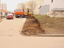 Асфальтирование дорог. Фото 2