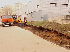 Асфальтирование дорог. Фото 3